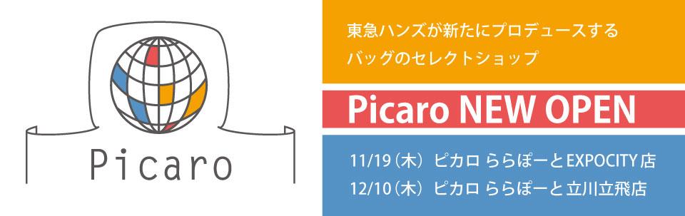 ピカロ ららEXPOCITY・らら立川立飛open