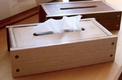 FLANGE×東急ハンズ こだわりの合板「フランジ プライウッド」で木のティッシュボックスをつくる