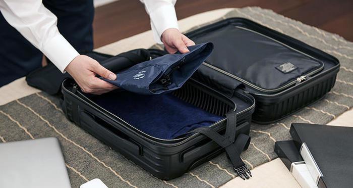 【旅遊、出差兩相宜】帶著hands+的旅行收納用具,輕鬆出門去!