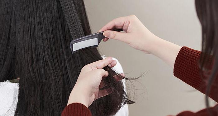 告别冬季静电毛躁爆炸头,让头发时刻柔顺有光泽。