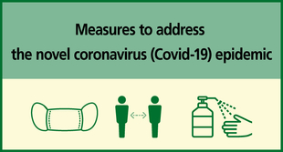 Measures to address the novel coronavirus (Covid-19) epidemic