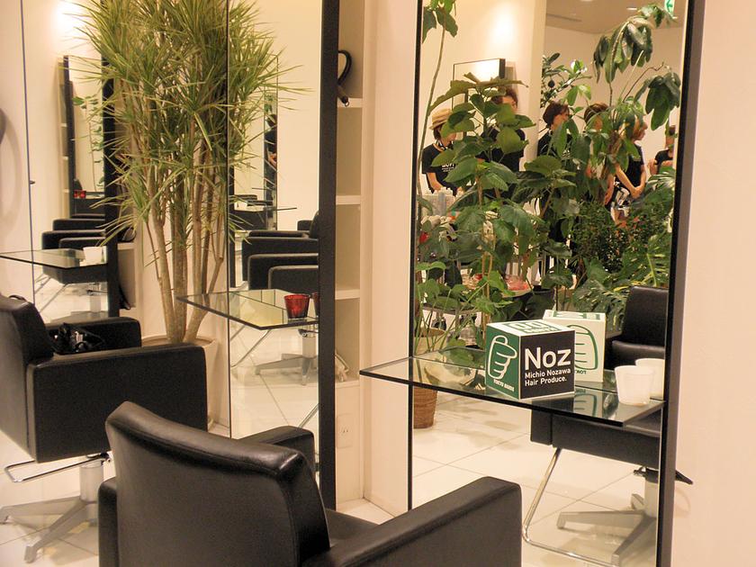 会場は、東京・六本木にある「Nozサロン」。洗練された上質な空間の中で、ゆったりと商品体験をお楽しみいただきました。