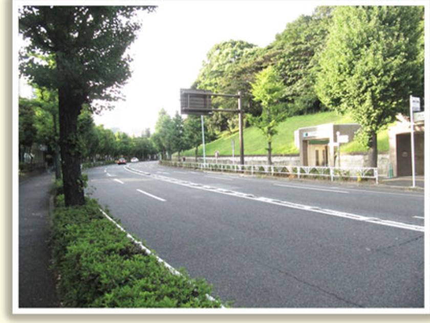 青山から渋谷を通って、新宿のゴールへ。今回は、新宿~千駄ヶ谷~青山~明治神宮~代々木の約15㎞のコースを走りました。涼しくなった秋の空気が、とっても気持ちよかったです!