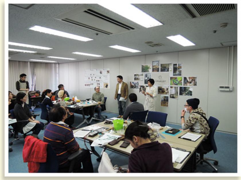 会場は博多駅にほど近い、福岡センタービル。九州初の開催ということで、スタッフも若干緊張気味…。