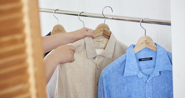 この夏から使いたい!お気に入りの洋服を長く愛用するオススメ収納アイテム