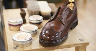 プロ直伝!靴の魅力をもっと引きだすシューケアメソッド