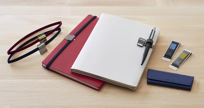 已經決定好明年要使用的手帳了嗎?與手帳一起使用的3項小物