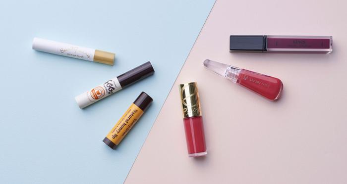 擺脫乾燥脫皮且成為備受喜愛的雙唇的美妝保養商品