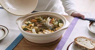 1年中活躍する、空炊き可能な土鍋はいかが?