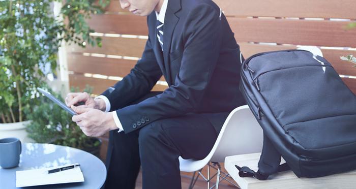 営業や出張が多いビジネスマンの強い味方!ハンズがオススメするハイスペックリュック4選