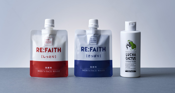 Men's skin is delicate! Men's Face Wash Recommendations from Tokyu Hands