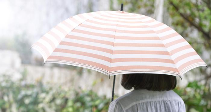 近乎完全遮光!自有品牌「hands+」的陽傘
