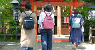 仕事運アップ!?東京のパワースポット「愛宕神社」へ行ってみた。〜カナナプロジェクトのリュックと行く大人の女子旅〜