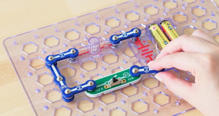 電脳サーキット100で電気回路を学ぶ!【夏休み自由研究】