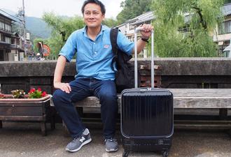 hands+(ハンズプラス)のライトシリーズ スーツケースに詰まった想像以上のこだわりとは【品質管理からアフターケアまで】