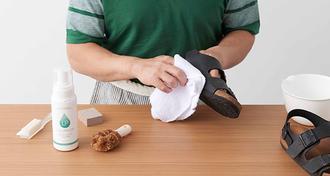 サンダルのケア、してますか?お手入れ方法を伝授します!