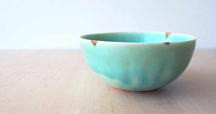 Renew Chipped Dishes with Kintsugi! We Tried it with a Worry-Free Beginners Kit.