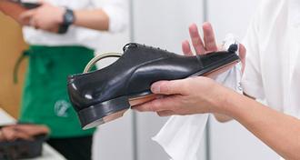 【靴磨き】東急ハンズにシューケアマイスターが誕生します!