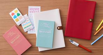 【2019年オススメ手帳・日記】毎日の充実度をアップする仕掛けが満載!