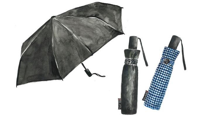 だれが晴雨兼用の傘をつくったか?
