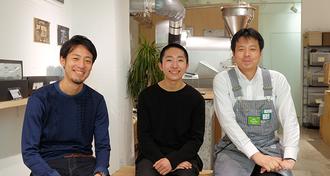 【コーヒー対談】世界チャンピオン粕谷哲さんと16歳の焙煎士岩野響さんが出会った。