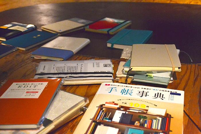 あなたにピッタリの一冊が見つかる<br>「手帳お悩み相談会」を渋谷店で開催!