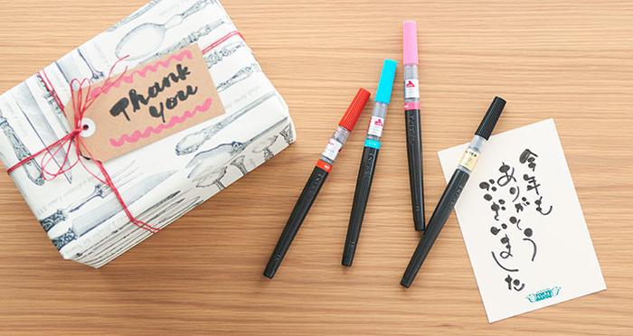 【動画】筆ペンを使った「ゆる文字」の書き方。宇田川一美さんに聞いてきた!