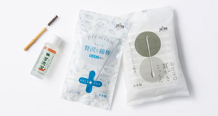 配合日本大掃除的季節,為您介紹幾款推薦的實力派「耳垢清潔」商品!