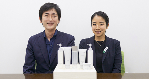 This is how new Tokyu Hands skincare brand, muqna, came to be!