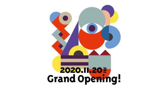 신사이바시점이 11월 20일에 신사이바시 PARCO에 이전 OPEN!