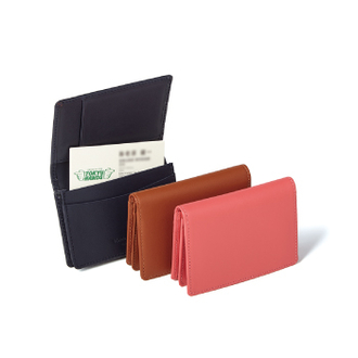 nowaru consecutive gusset card case