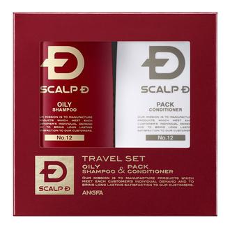 スカルプD トラベルセット 脂性肌用