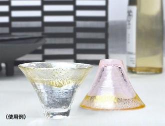 富士山冷酒杯揃