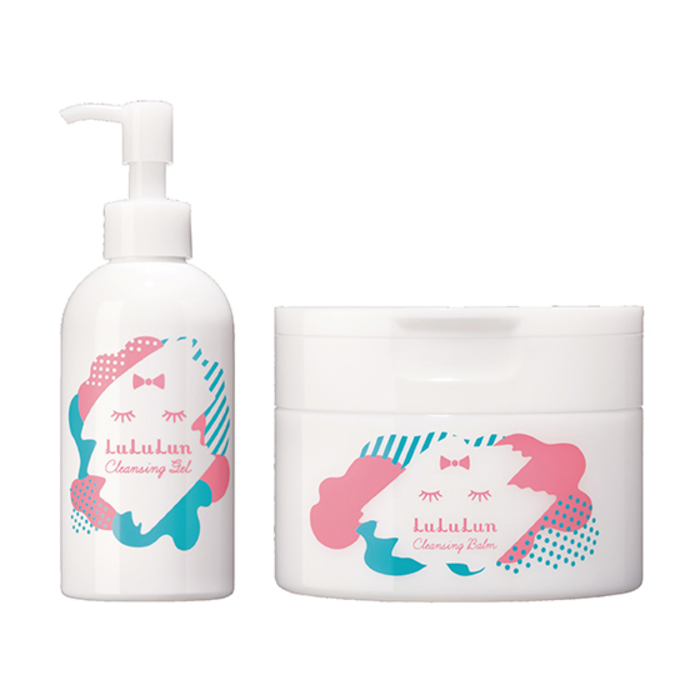 LuLuLun Cleansing Gel & Cleansing Balm