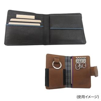 キャサリンハムネット<br>二つ折り財布・キーケース