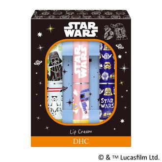 DHC 薬用リップクリーム<br>[スター・ウォーズ]3本セット