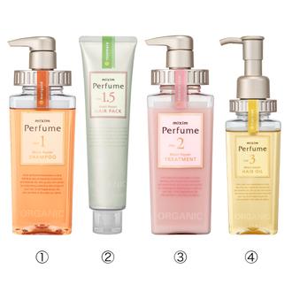 mixim POTION Perfume モイストリペア シリーズ
