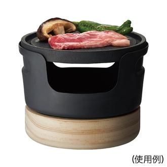 ドウシシャ じゅーじゅー厚熱鉄焼プレート