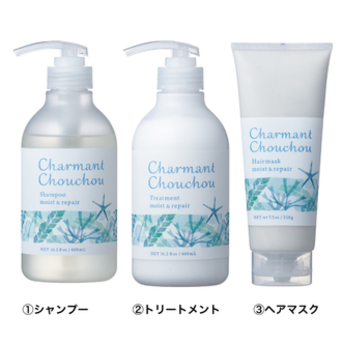 Charmant Chouchou from Matsuyama Co., Ltd.